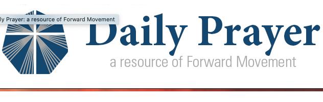 FM Daily Prayer